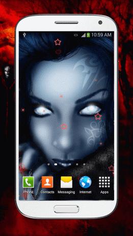 Vampires Live Wallpaper Hd Screenshot 6