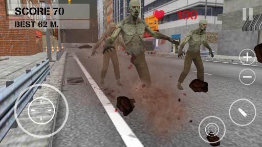 Zombie Sniper screenshot 6