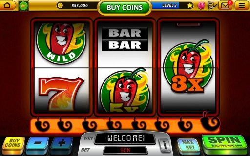 Win Vegas Casino - 777 Slots & Pub Fruit Machines screenshot 1