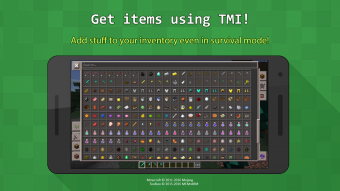 Toolbox for Minecraft: PE Screenshot