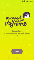 LG Friends Manager Screen