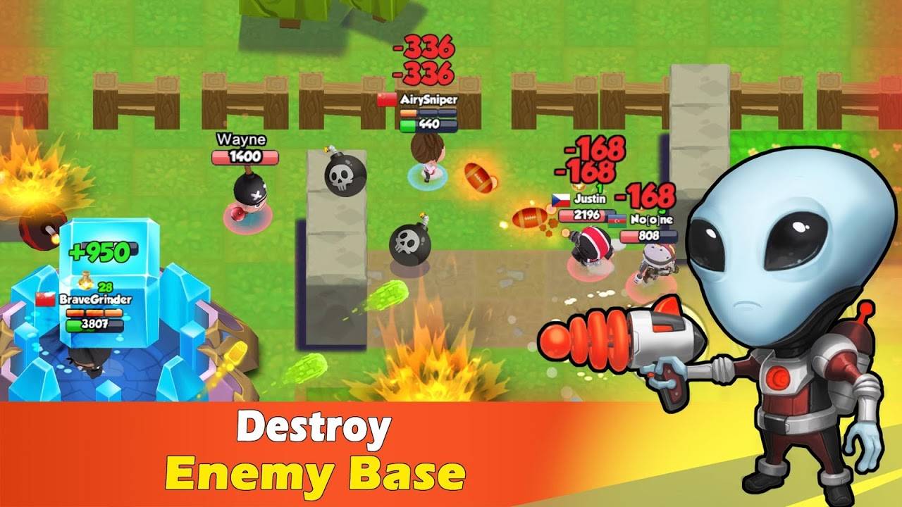 Wild Clash: Arena screenshot 2