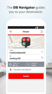 DB Navigator screenshot 13