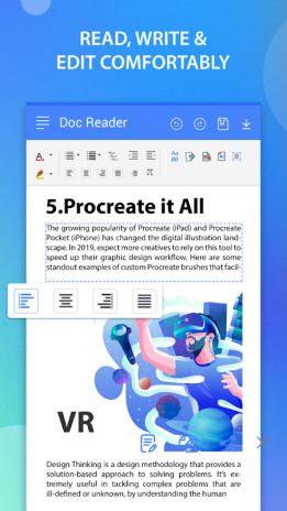 Docx Reader, Word Viewer : Document Manager 1 0 6 Download