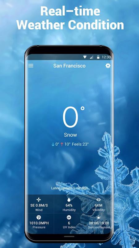 Apex Weather screenshot 2