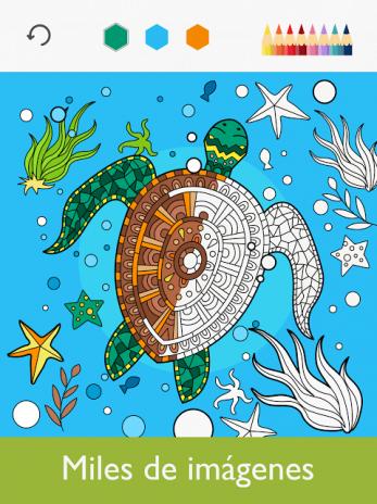 Colorfy Juegos De Colorear Para Adultos Gratis 3 5 5 Descargar