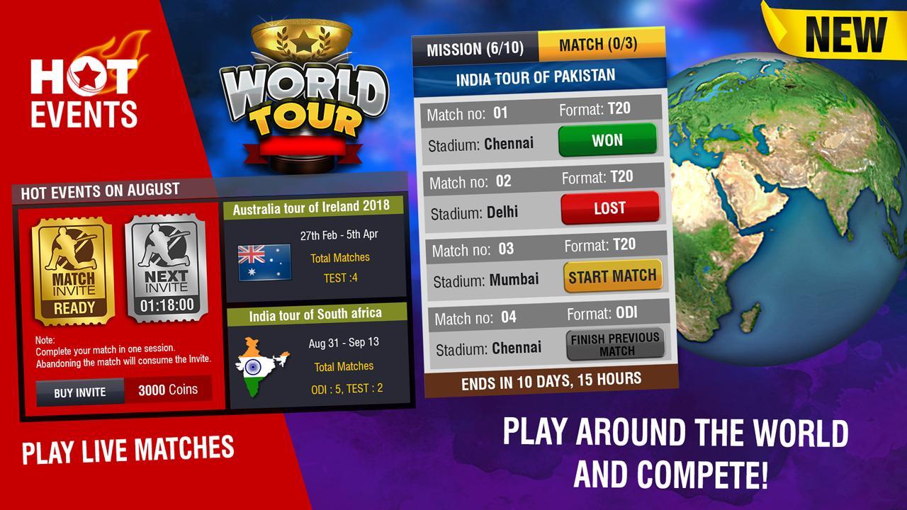 World Cricket Championship 2 - WCC2 screenshot 2