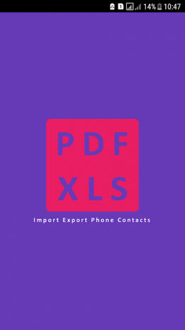 Ezy import export contacts 1 0 0 Download APK for Android