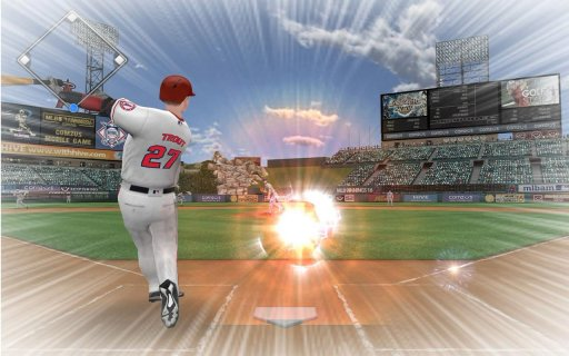 MLB 9 Innings 17 screenshot 1