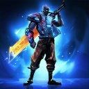 Cyber Fighters: Cyberpunk Stickman Impact Fighting