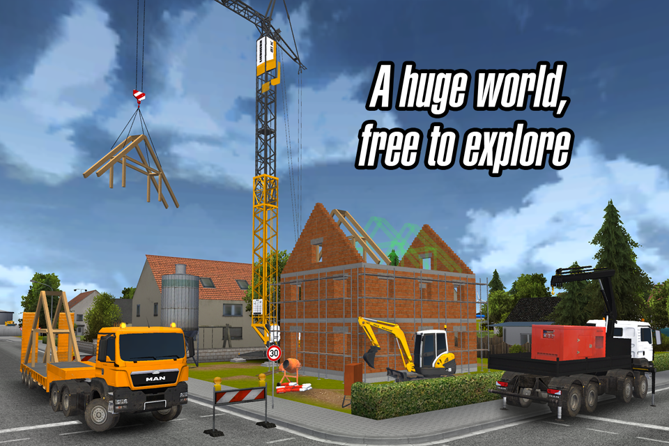 ... Construction Simulator 2014 Screenshot 10 ...