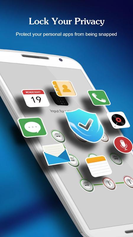 AppLock - Car screenshot 1