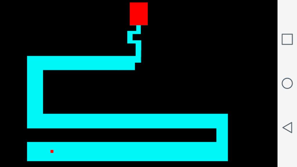 horror maze game online