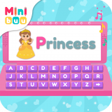 Princess Computer Icon