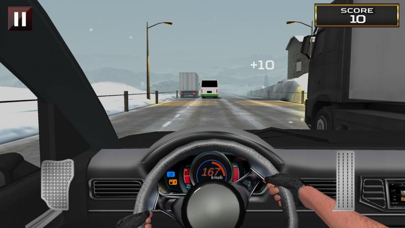 Racing In Car >> Racing In Car Snow Traffic 1 0 Android Aptoide Icin Apk Indir