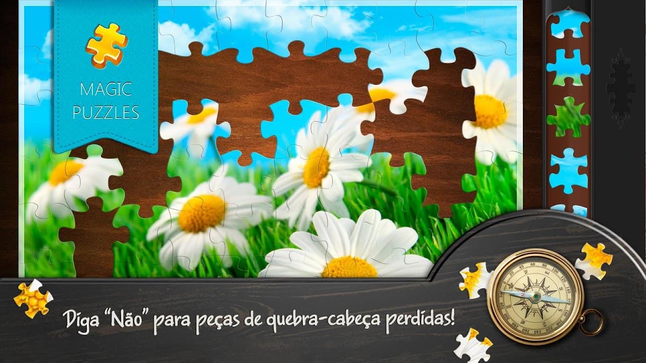 O quebra-cabeça mágico screenshot 1