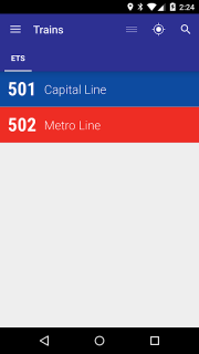 Edmonton ETS LRT - MonTransit screenshot 3