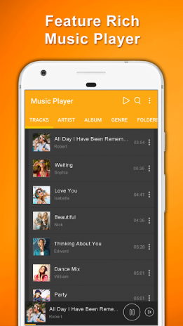 Music Player Offline Mp3 Songs With Free Equalizer 1 11 Download Apk