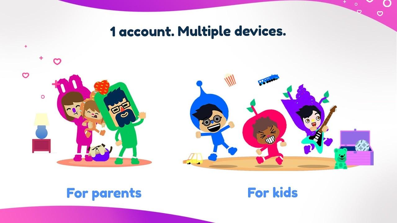 Boop Kids - Smart Parenting and Games for Kids screenshot 2
