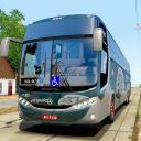 Coach Bus Driving Simulator 3D: City Bus Games