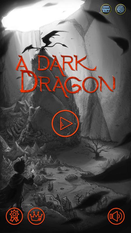 Dragão escuro screenshot 1