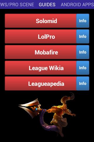League Of Legends Essentials 1 0 Download Android Apk Aptoide