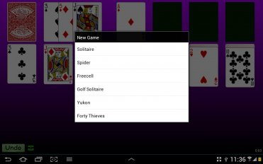 Solitaire Cards Pack 2