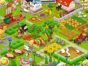 Hay Day Screenshot