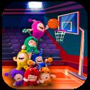 Oddbods Basketball