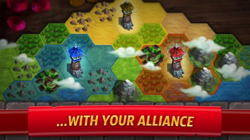Royal Revolt 2: Tower Defense RPG and War Strategy screenshot 6