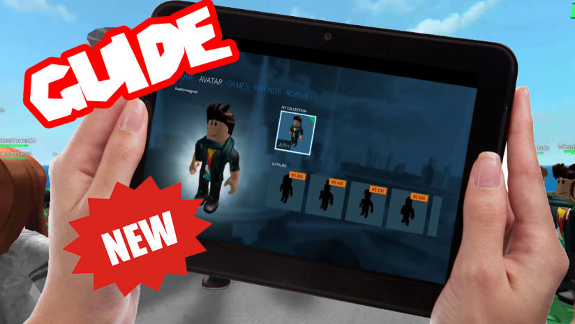 Roblox Catalog Hacked Free Apk How To Get Robux Without - Tips Roblox Free Robux 10 Descargar Apk Para Android