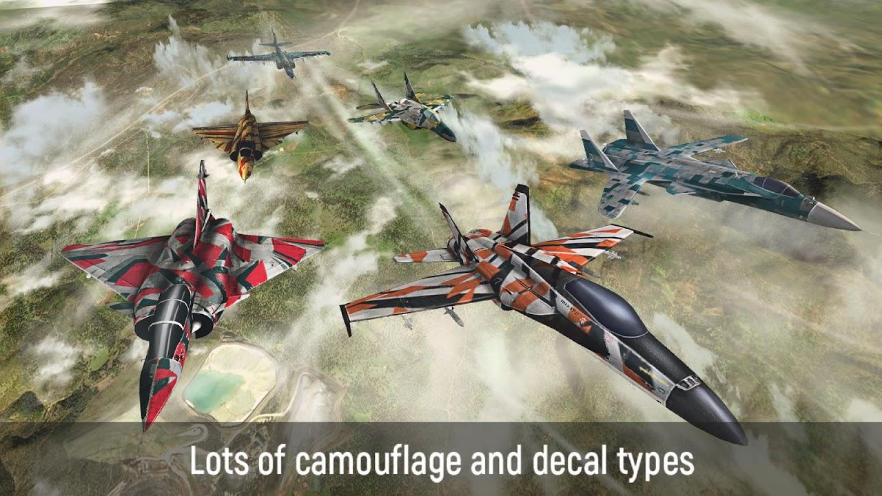 Wings of War: BATALHAS AÉREAS 3D ONLINE! screenshot 2