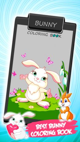Buku Mewarnai Kelinci 1 3 Unduh Apk Android Aptoide Screenshot