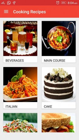 Cooking recipes offline 113 download apk for android aptoide cooking recipes offline screenshot 1 forumfinder Image collections