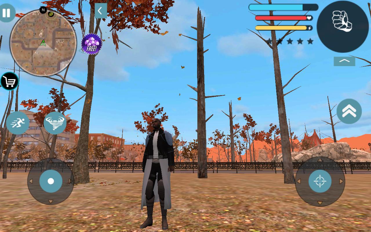 Wind Hero screenshot 2