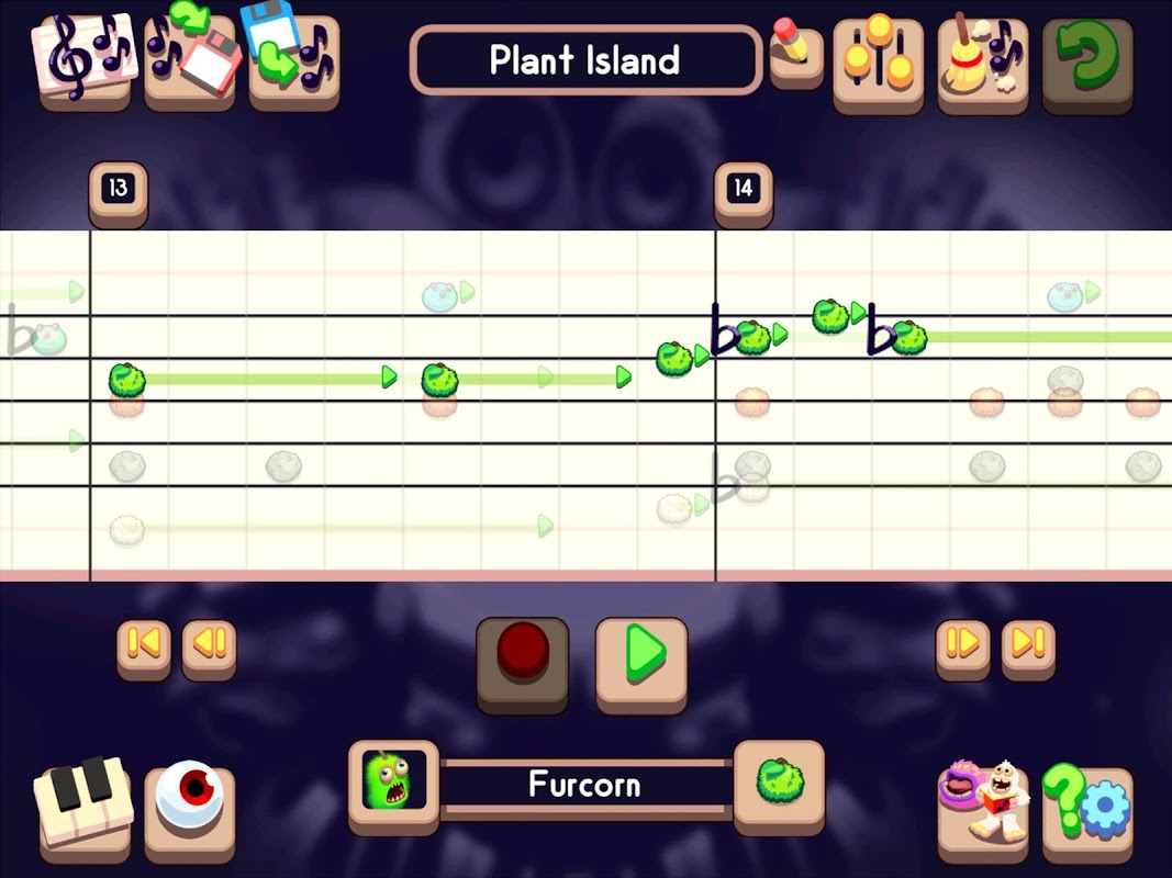 My Singing Monsters Composer screenshot 2
