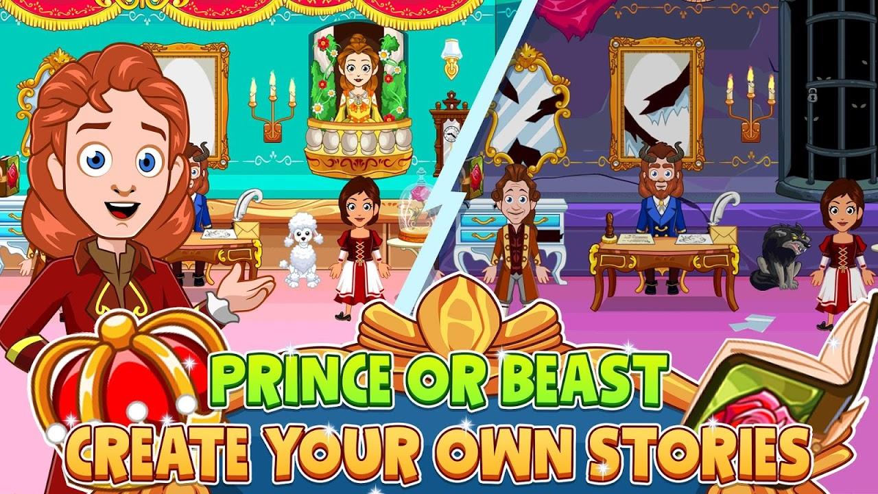 Wonderland : Beauty & Beast screenshot 2