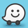 waze sat nav maps traffic icon
