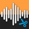 Audio MP3 Cutter Mix Converter Icon