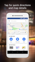 Google Maps Go – Directions, Traffic & Transport Screen