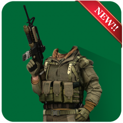 Commando Photo Suit Editor 1 002 Download APK for Android