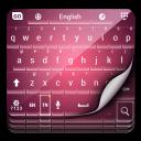 Keyboard Themes Pink