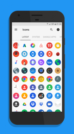 Flix Pixel - Icon Pack 1 5 Download APK for Android - Aptoide