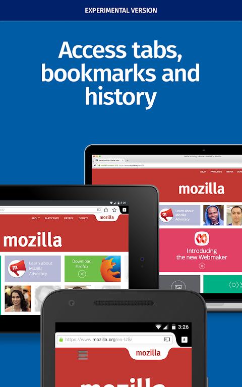 Firefox Nightly for Developers screenshot 7