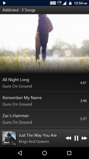 PowerAudio Pro Music Player screenshot 4