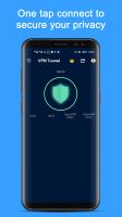 Free VPN Master - Fast Unlimited VPN Tunnel App Screen