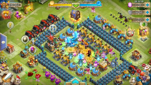 城堡爭霸 - 聯盟霸業 screenshot 1