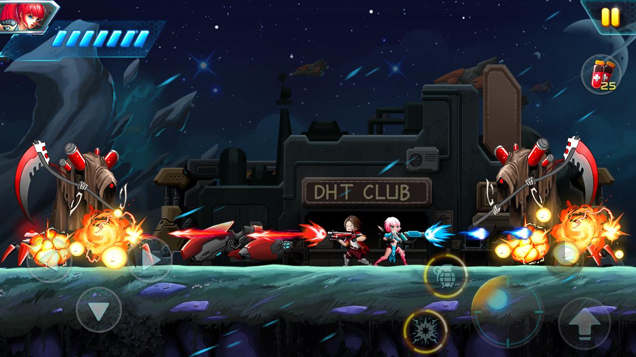 Guerreiros de aço screenshot 2