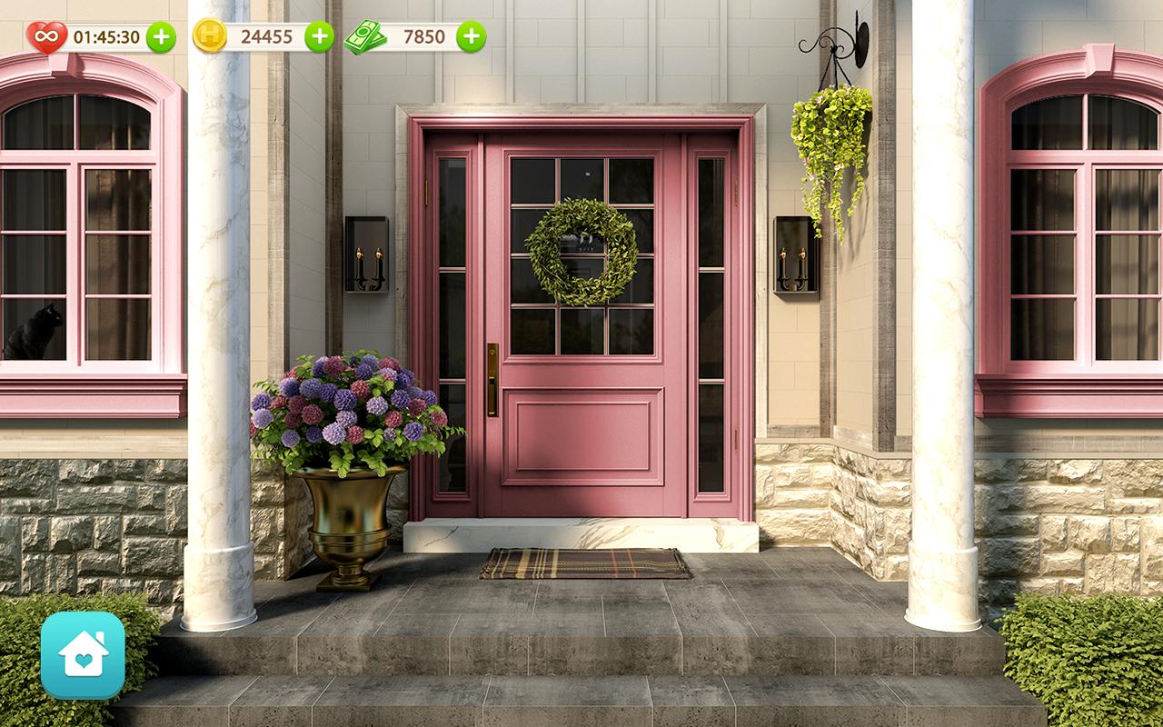 Dream Home – House & Interior Design Makeover Game 25.25.25 ...
