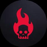 DarkMEDIA pro Icon